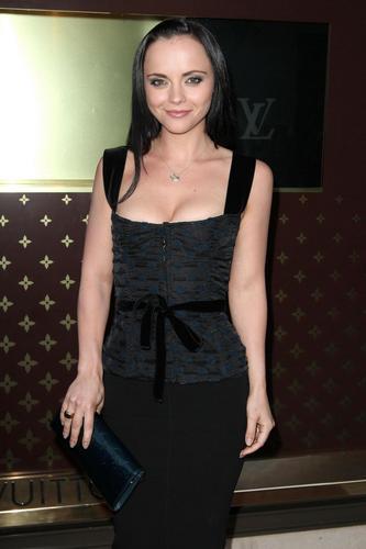 Christina @ Louis Vuitton And Vanity Fair Host Sunset Cocktails