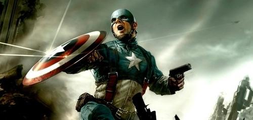 Comic-Con: Captain America (San Diego)