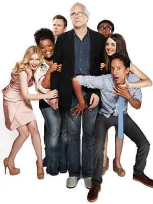 Community Cast @ Comic-Con  - community Photo