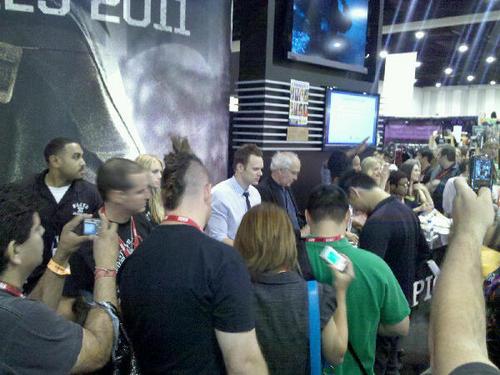 Community at Comic Con