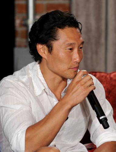 Daniel Dae Kim @ Comic Con 2010