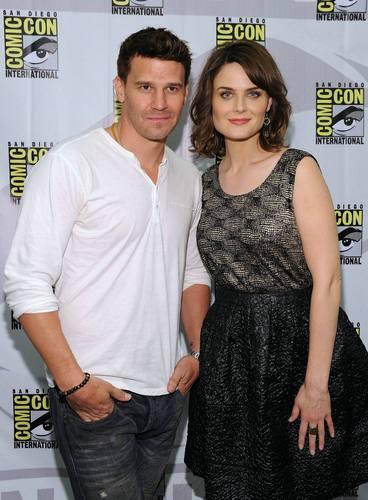 David & Emily @ 2010 Comic-Con