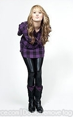 Debby Ryan Photoshoot Popstar 2009
