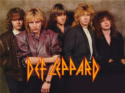Def Leppard - rock Photo