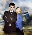 Doctor and Rose [Promos of Season 2 of Doctor Who]