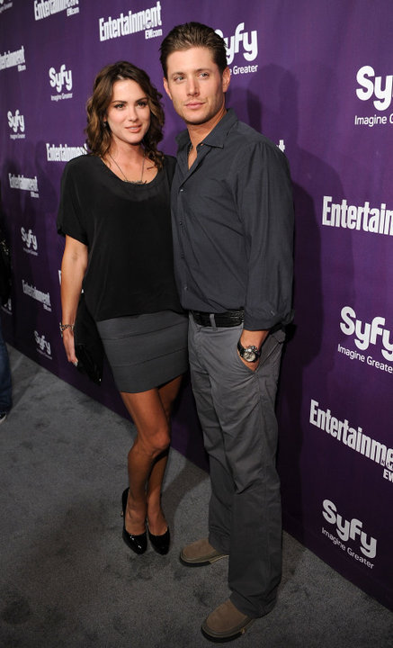 EW and Syfy party to celebrate Comic-Con – 24 Jul