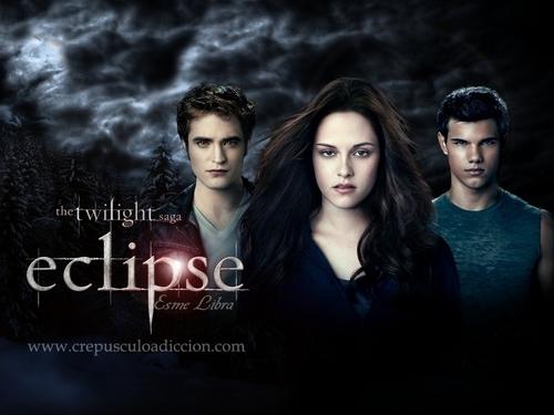 Eclipse Fanarts da Esmelibra