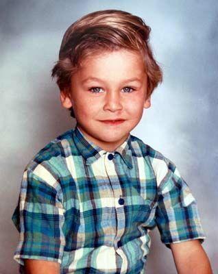 Fernando cuando era un niño: D