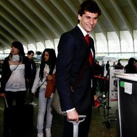Fernando en el aeropuerto