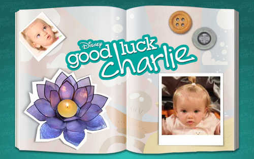 Good Luck Charlie wallpaper titled Good luck Charlie