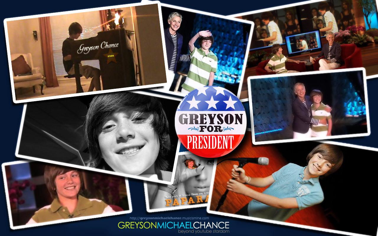 Greyson fond d'écran