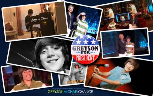 Greyson hình nền