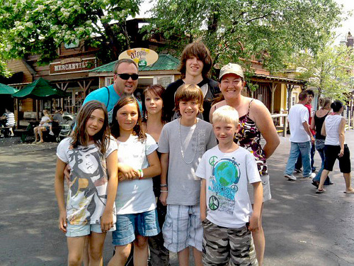 Greyson and his fans