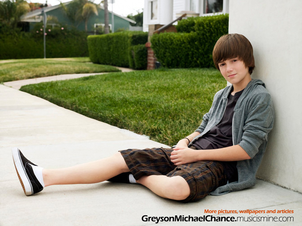 Greyson Chance Greyson and the Photo Shoots