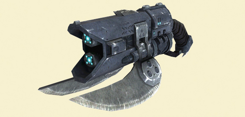 Halo Weapon