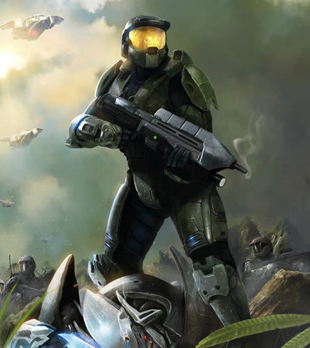 Halo wallpaper titled Halo