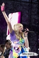 Hannah Montana performing It's All Right Here in the third season concert