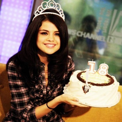 Happy birthday! - selena-gomez photo