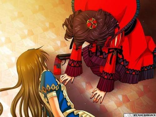 হৃদয় No Kuni No Alice