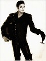 Herb Ritts photoshoot  - michael-jackson photo