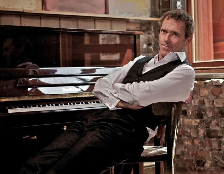 Hugh Laurie - Photoshoot For His Album