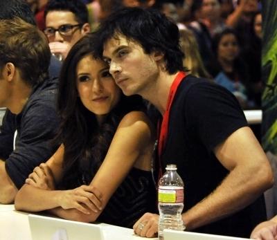 Ian & Nina @ 2010 Comic-Con