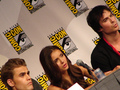 Ian & Nina at Comic-Con