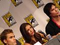 Ian & Nina at Comic-Con