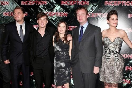 Inception Paris Premiere