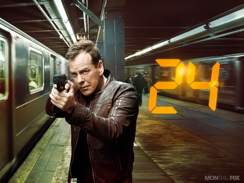 24 wallpaper titled Jack Bauer Season 8