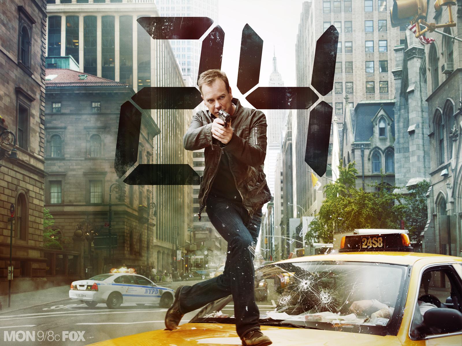 Jack Bauer Season 8 24 壁紙 ファンポップ