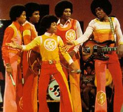Jackson 5 abc / i want あなた back