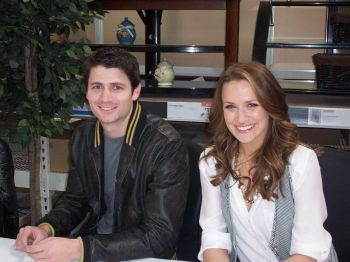 James and Shantel