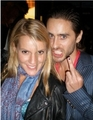 Jareds New Girl! - jared-leto photo
