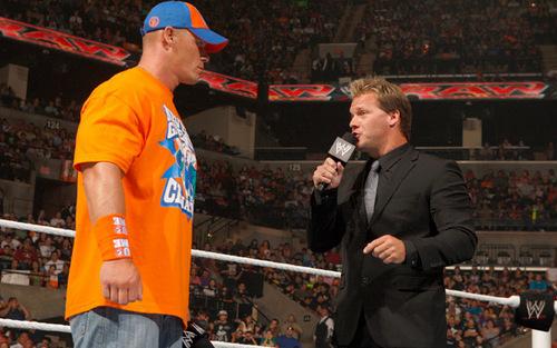 John Cena & Chris Jericho