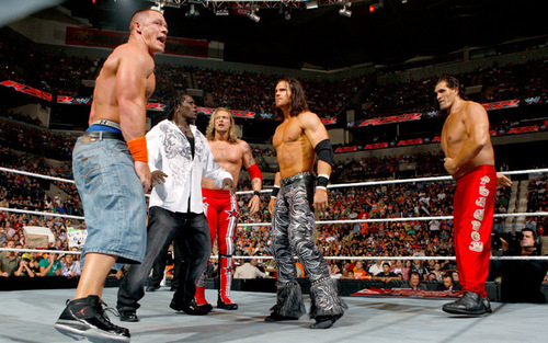 John Cena images John Cena & Chris Jericho vs The Miz ...