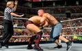 John Cena & Chris Jericho vs The Miz & Sheamus