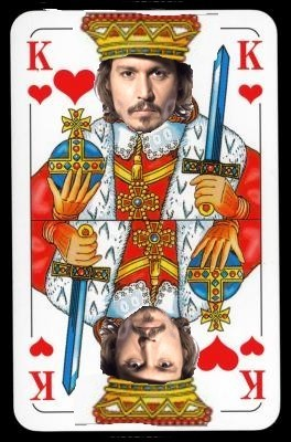 Johnny; King of Hearts