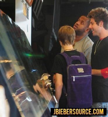 Justin in Boston Market