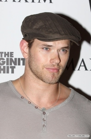Kellan at the Celebration for the Cast of 'The Other Guys' at Comic-Con