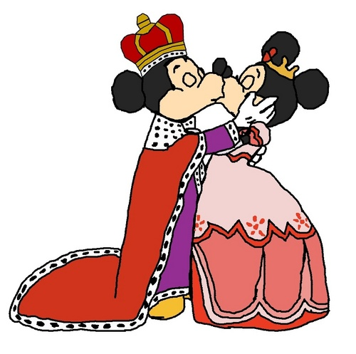 King Mickey & reyna Minnie