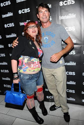 Kirsten @ Comic Con 2010