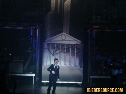 Las Vegas performance Soundcheck