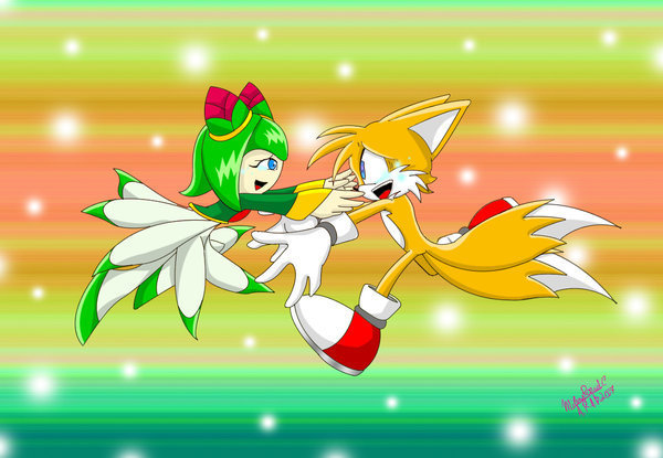Tails and cosmo prower images late valentines 4 wallpaper and