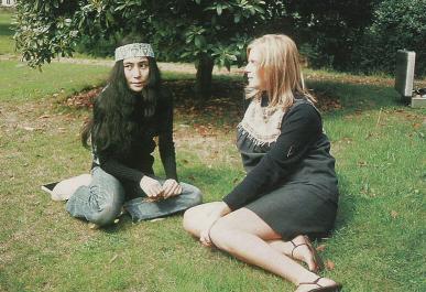 Linda and Yoko