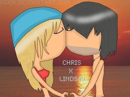 Lindsay and Chriss ?!?!?!?!