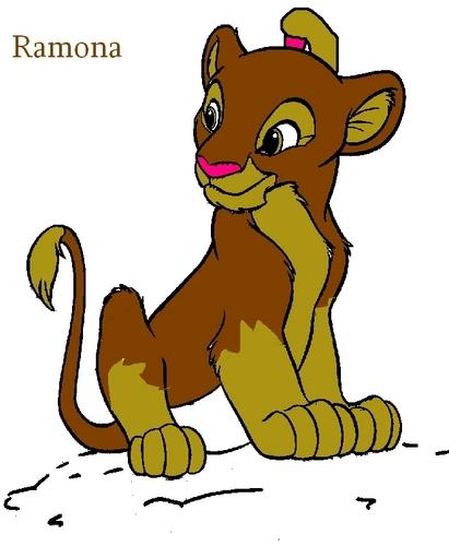 Lion Ramona