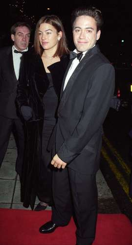 "London Premiere Party for ""Chaplin"" - 16th December 1992"