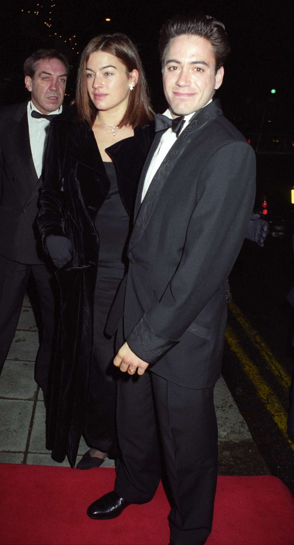 """London Premiere Party for """"Chaplin"""" - 16th December 1992"""
