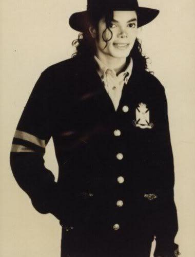 The Bad Era kertas dinding entitled MJ